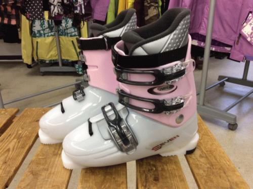 レディーススキーブーツ.JPG