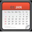予約状況カレンダー