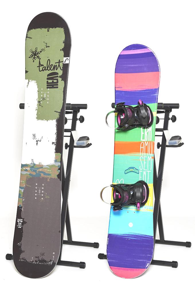 スノーボード板